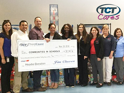 TCT Cares Check